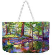 Woodland Rapture Weekender Tote Bag