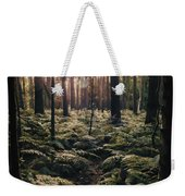 Woodland Trees Weekender Tote Bag