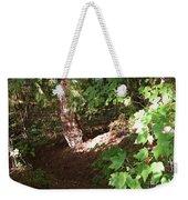 Woodlands Weekender Tote Bag