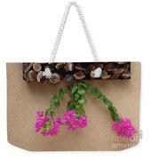 Woodpile Plus Weekender Tote Bag