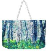 Woods 1 Weekender Tote Bag