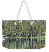 Woods Lake 4 Weekender Tote Bag