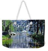 Woods Lake Weekender Tote Bag