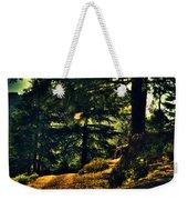 Woods Weekender Tote Bag