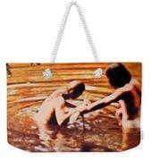 Woodstock Cover 2 Weekender Tote Bag