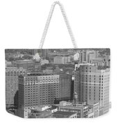 Woodward Avenue Bw Weekender Tote Bag