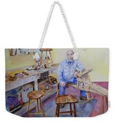 Woodworker Chair Maker Weekender Tote Bag