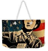 Woody Guthrie 1 Weekender Tote Bag