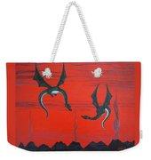 Wooing Dragons Weekender Tote Bag