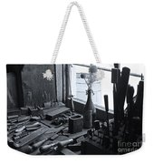Workbench Weekender Tote Bag