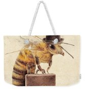 Worker Bee Weekender Tote Bag