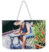 Working Artist Weekender Tote Bag