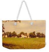 Working Barns And Landscape Weekender Tote Bag