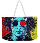 Working Class Hero II Weekender Tote Bag by Chris Mackie