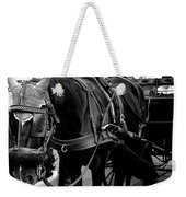Working Horse Weekender Tote Bag