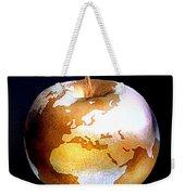 World Apple Weekender Tote Bag