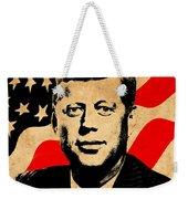 World Leaders 2 Weekender Tote Bag