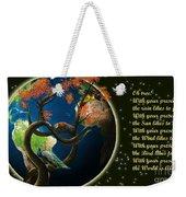World Needs Tree Weekender Tote Bag