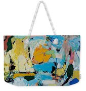 World Of Action Weekender Tote Bag