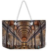 World Of Books Weekender Tote Bag