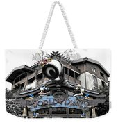 World Of Disney Signage Downtown Disneyland Sc Weekender Tote Bag