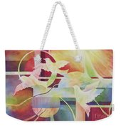 World Peace 2 Weekender Tote Bag