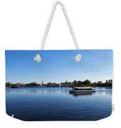 World Showcase Lagoon Walt Disney World Weekender Tote Bag