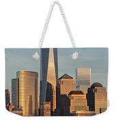 World Trade Center Freedom Tower Nyc Weekender Tote Bag