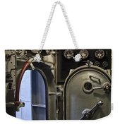 World War 2 Era Submarine Hatch - Pearl Harbor Weekender Tote Bag