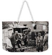 World War I: Ambulance Weekender Tote Bag