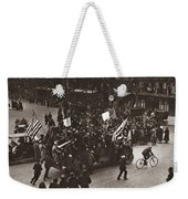World War I Celebration Weekender Tote Bag