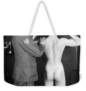 World War I: Examination Weekender Tote Bag