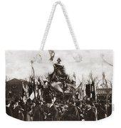 World War I Monument Weekender Tote Bag