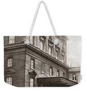 World War I Quai D'orsay Weekender Tote Bag