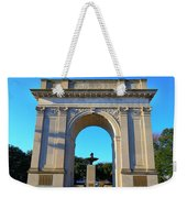 World War I Victory Arch Newport News Weekender Tote Bag