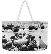World War II: D-day, 1944 Weekender Tote Bag