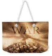 World War  Weekender Tote Bag