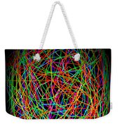 World Web Weekender Tote Bag
