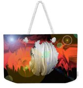 Wormhole Predator Weekender Tote Bag