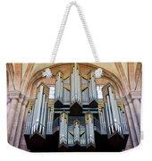 Worms Cathedral Organ Weekender Tote Bag