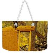 Worn And Weathered Weekender Tote Bag by Jeff Swan