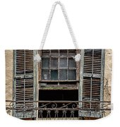 Worn Window Weekender Tote Bag
