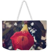 Worth It All Weekender Tote Bag by Laurie Search