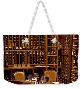 Would You Join Me For A Glass My Dear Weekender Tote Bag
