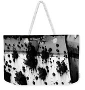 Wounds That Wont Heal Weekender Tote Bag