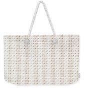 Woven Fabric Weekender Tote Bag by Tom Gowanlock