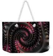 Wrapped Tails Weekender Tote Bag