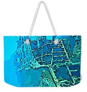Wreck Diving Make The Discovery Weekender Tote Bag