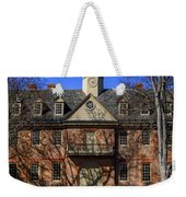 Wren Building Main Entrance Weekender Tote Bag