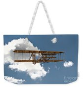 Wright Brothers First Flight Weekender Tote Bag
